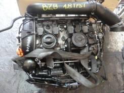 Двигатель в сборе. Volkswagen Passat Двигатель BZB
