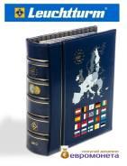 Leuchtturm альбом Vista для евро монет годовые наборы за 2012 346576