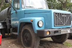 ГАЗ 3307. Продается ассенизаторная, 4 250 куб. см., 4,00куб. м.