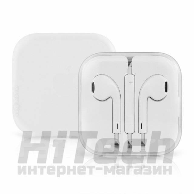 Наушники Apple EarPods 8cdeecb8a3822