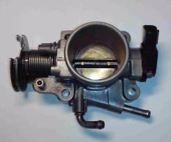 Заслонка дроссельная. Mazda Ford Festiva Mini Wagon, DW5WF, DW3WF Mazda Demio, DW3W, DW5W, DW3 Двигатели: B3E, B3ME, B3