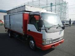 Двигатель. Isuzu Elf Nissan Atlas