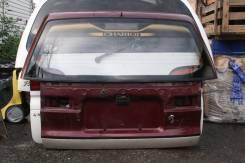 Дверь багажника. Mitsubishi Chariot