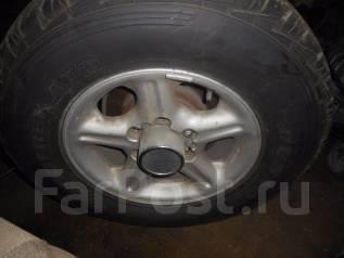Продам колёса на джип. x16 6x139.70