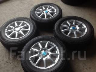 """185/70 R 14 Bridgestone Blizzak MZ-02 новые литые диски R 14 (ск14001). 5.5x14"""" 4x100.00 ET42"""