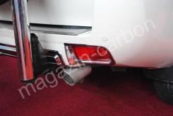 Накладка на стоп-сигнал. Toyota Land Cruiser Prado. Под заказ