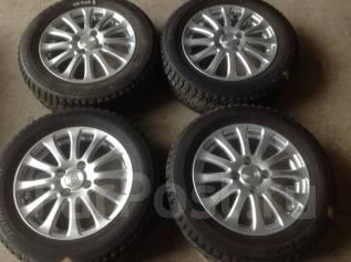 175/65 R 14 Bridgestone Blizzak MZ-03 новые литые диски R 14 (ск14003). 5.5x14 4x100.00 ET38 ЦО 72,0мм.