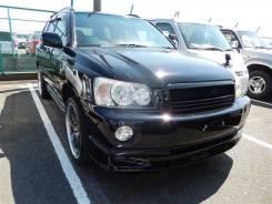 Toyota Highlander, 2002