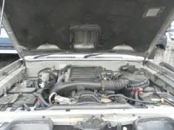 Радиатор кондиционера. Toyota Land Cruiser Prado, KZJ90, KZJ90W Двигатель 1KZTE