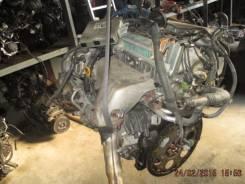 Двигатель в сборе. Toyota Comfort Toyota Crown, SXS11 Двигатель 4SFE