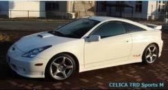 Патрубок воздухозаборника. Toyota Sports Toyota Celica