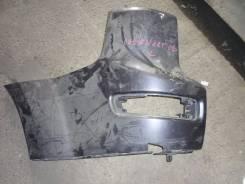 Митсубиси оутлендер 2009, задний бампер левый