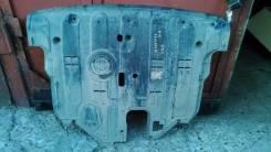 Защита двигателя пластиковая. Hyundai Santa Fe