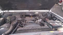 Радиатор охлаждения двигателя. Toyota Land Cruiser Prado, LJ71, LJ71G Двигатели: 2LT, 2LTE
