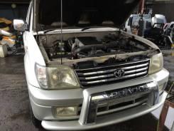 Радиатор охлаждения двигателя. Toyota Land Cruiser Prado, KZJ90, KZJ90W Двигатель 1KZTE