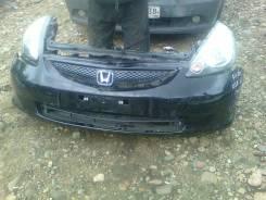 Жесткость бампера. Honda Fit, GD1