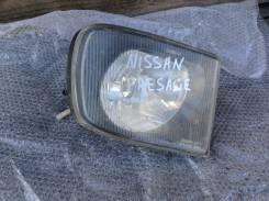 Фара противотуманная. Nissan Presage, U30, NU30, VU30
