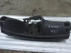 Панель приборов. Nissan R'nessa, N30 Двигатель SR20DE