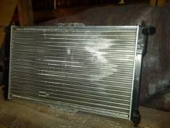 Радиатор охлаждения двигателя. Daewoo Lanos