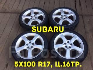 """Subaru. 7.0x17"""", 5x100.00, ET55"""