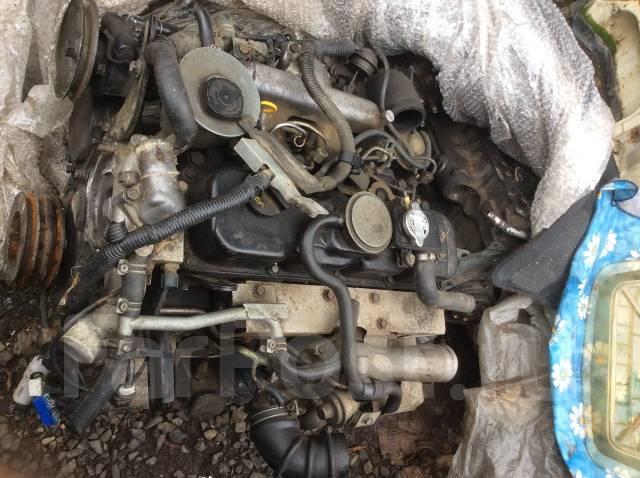 Двигатель в сборе. Nissan: Caravan, Terrano, Atlas, Datsun, Mistral, Homy, Terrano II, Datsun Truck Двигатели: TD27, TD27ETI, TD27T, TD27TI, TD27B, TD...
