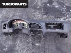 Панель приборов. Mitsubishi Eclipse, D32A, D38A Двигатель 4G63