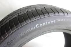 Continental ContiWinterContact TS 830 P. Зимние, без шипов, 2013 год, износ: 20%, 2 шт