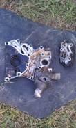 Лобовина двигателя. Toyota Mark II, GX90 Двигатель 1GFE