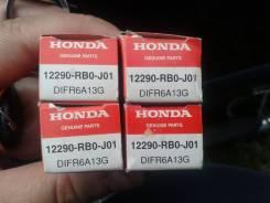 Свеча. Honda Jazz Honda Fit, DBA-GE7, DBA-GE6, GE6 Двигатели: L12B2, L13Z2, L12B1, L13Z1, L13A