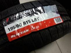 Bridgestone Blizzak LM-30. Зимние, без шипов, без износа, 2 шт
