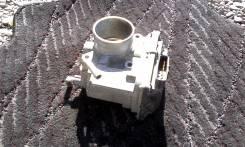 Заслонка дроссельная. Toyota Corolla Fielder, NZE141G, NZE144G Двигатель 1NZFE