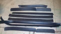 Порог пластиковый. Toyota Mark II, LX100, GX100, GX105, JZX105, JZX100, JZX101 Toyota Chaser, GX100, JZX101, JZX100, GX105, LX100, JZX105, SX100 Двига...