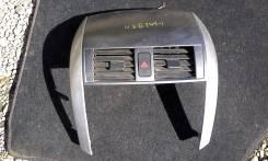 Консоль панели приборов. Toyota Corolla Fielder, NZE141G