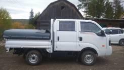 Kia Bongo III. Продам KIA Bongo-3 2014г. в., 2 500 куб. см., 1 000 кг.