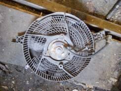 Вентилятор радиатора кондиционера. Nissan Skyline, HR33