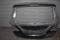 Багажный отсек. Opel Meriva