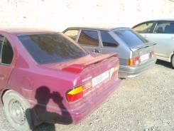 Спойлер. Nissan Primera