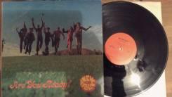 ПСИХ! THE NEW FOLK - Are You Ready - 1970 US LP Психодел Фолк