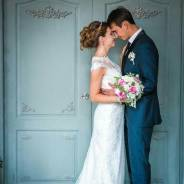 Красивые Актуальные Свадебные Прически. Свадебный образ под ключ
