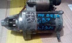 Стартер. Honda Fit Aria, GD6, GD8, GD7, GD9 Двигатели: L15A, L13A