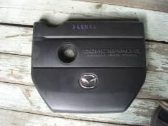 Крышка двигателя. Mazda Atenza, GG3S Двигатель L3VE