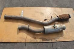 Выхлопная система. Nissan Silvia, S13