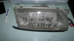 Фара. Nissan Primera, HP10, P10, HNP10, FHP10 Двигатели: SR18DI, SR18DE, SR20DE