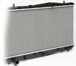 Радиатор охлаждения двигателя. Volvo 940 Volvo 740