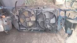 Радиатор охлаждения двигателя. Honda Accord, CF3, CF5, CF4, CF6 Honda Torneo, CF3, CF4, CF5 Двигатели: F18B, F20B, F23A