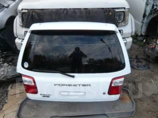Дверь багажника. Subaru Forester, SF5 Двигатель EJ20