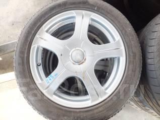 Продам комплект зимних колёс 205/50/R16. x16 5x100.00