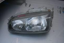 Фара. Mitsubishi Delica, PE8W