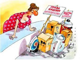 Защита ПРАВ Потребителей (срочная, грамотная, действенная помощь)