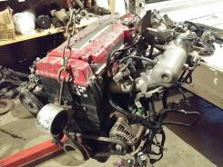 Двигатель. Honda Integra Двигатель B18C